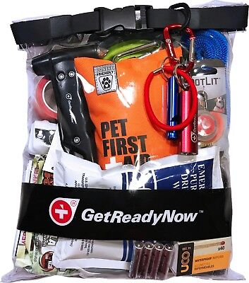 Pets and People Car Emergency Survival Kit