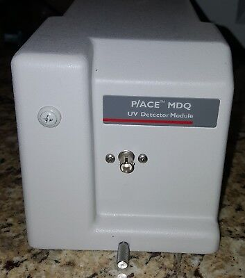 Beckman Coulter Pace Mdq Uv Detector Module