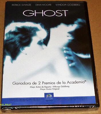 GHOST Mas alla del amor -DVD R2- English Français Italiano Español -...