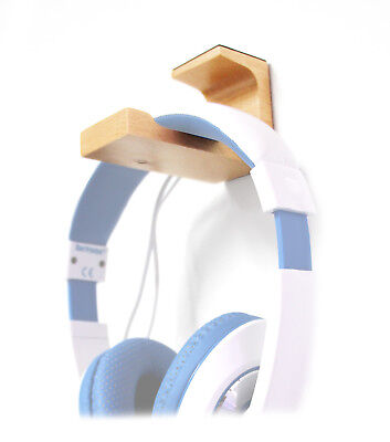 Beechwood Headset Mount For PS4 PlayStation Gold Wireless Headset and More