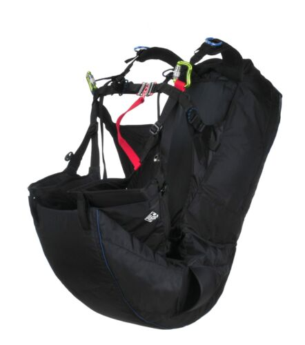 Gin Speedride 4 Paragliding Harness For Beginner Or An Experienced Rider.