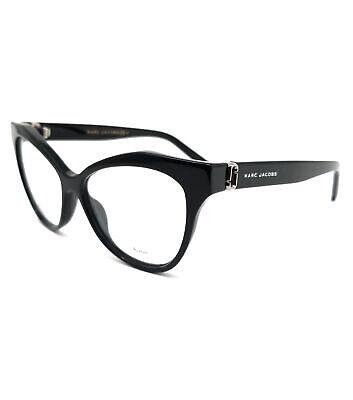 MARC JACOBS Eyeglasses MARC 112 807 Black Women 51x14x135