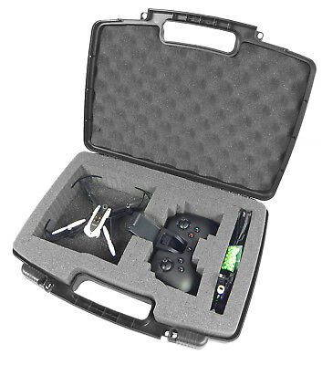 Mini Drone Systematic Case for Parrot Mambo Drone with Quadcopter Accessories