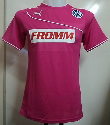 GRASSHOPPERS CLUB ZURICH 2013/14 AWAY SHIRT BY PUMA ADULTS SIZE LARGE BRAND NEW