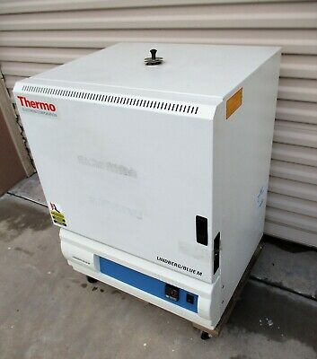Thermo Electron Lindberg Blue M G01320a-1 Gravity Oven 40-260c 120v 1.0kw
