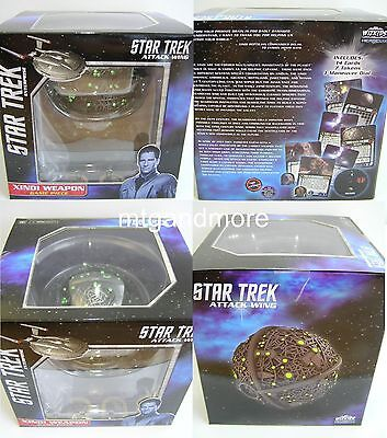 Star Trek Attack Wing Xindi Weapon Expansion Pack