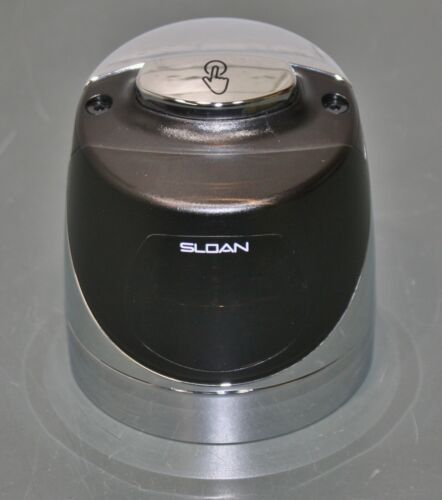 Sloan ECOS Electronic Flushometer EBV341A, 0.5 GPF, 6 VDC, Replacement Assembly