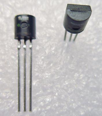 Pn4258a Nsc Bi-polar Pnp Uhf Microwave Transistor 10-pc Lot