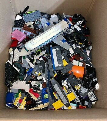Lego Genuine Pieces - 4 lb Lots! - Specialty pieces, bricks, flats and plates