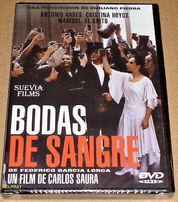 BODAS DE SANGRE - BLOOD WEDDING Carlos Saura - Español / English...
