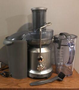 Breville Cold Juicer. BNE430SIL
