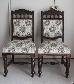 Antique Tapestry Chairs Templestowe Lower Manningham Area Preview