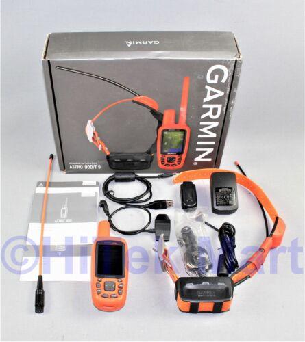 Garmin Astro 900 Bundle T9 Collar GPS Sporting Dog Tracking System US & Canada