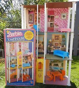 Vintage BARBIE Townhouse Complete with Box - Will Post Aust Wide Narre Warren Casey Area Preview