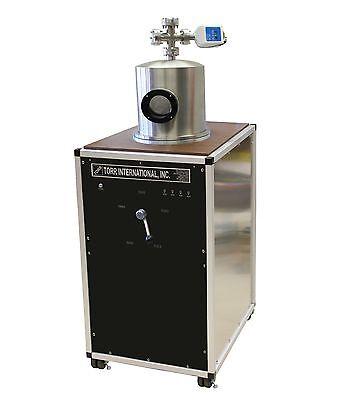 Thermal Evaporator System - Diffusion Pump Ln2 Trap Veeco V-300