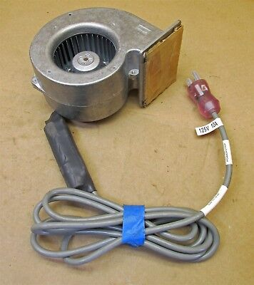 Ebm Pabst New Blower Fan 115v 35w G2e108-aa05-44 W Capacitor Cord ------d7257