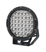"""Pair 9""""185w CREE LED Driving Lights Spot/Flood Work Offroad 4WD Delacombe Ballarat City Preview"""