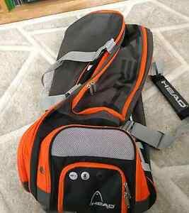 Head Liquidmetal squash/tennis travel bag Madeley Wanneroo Area Preview