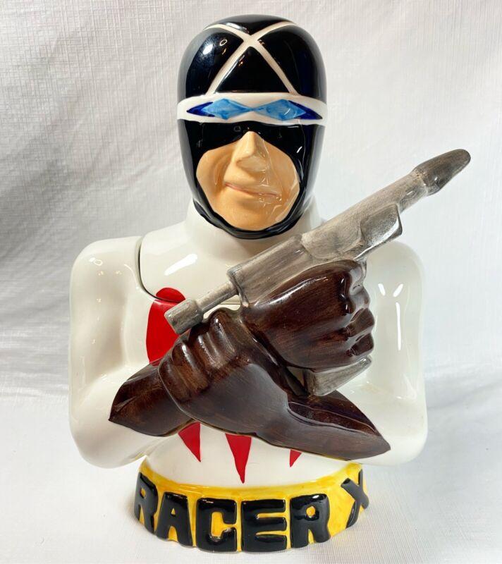 """Racer X Speed Racer 15"""" Cookie Jar 696/5000 RacerX"""