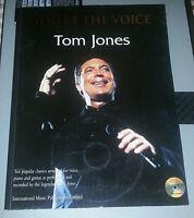 Tom Jones - You're The Voice - Raccolta Spartiti - Arr,to Per Piano E Voce + Cd -  - ebay.it
