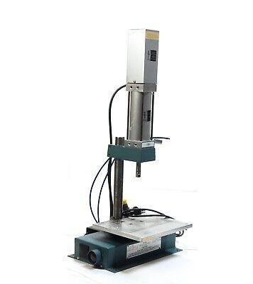 Janesville A-2066 14 Ton Adjustable Precision Pneumatic Press 528 Lbs At 80 Psi