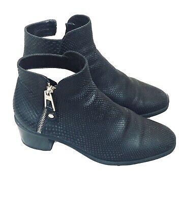 Jimmy Choo London Womens Leather Shoes Size EU 37, UK4