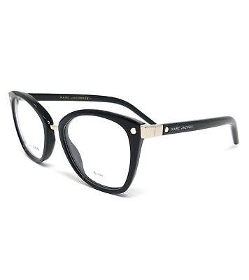 MARC JACOBS Eyeglasses MARC 24 807 Black Women's 50x19x145