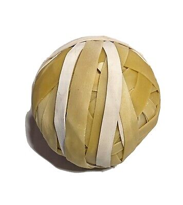 Large Homemade Rubber Band Ball