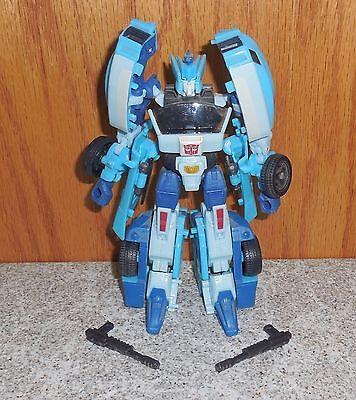 Transformers Generations Deluxe BLURR Chug Classics Figure