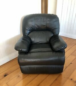 Milano Leather Recliner Chair