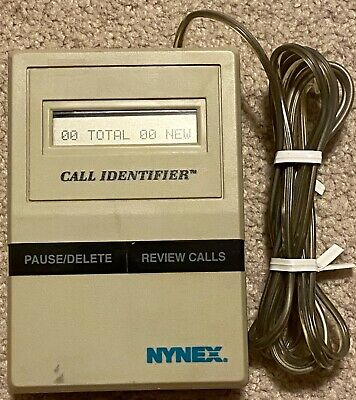 Vintage NYEX Call Identifier - Model 710 - Working Condition