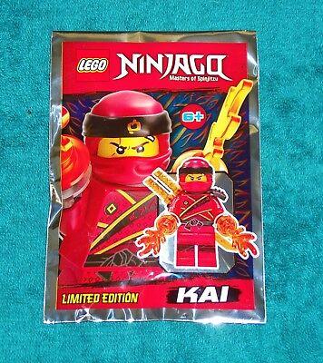 LEGO NINJAGO: Kai Polybag Set 891842 BNSIP