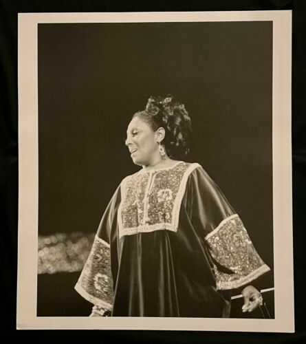 Carmen McRae Photo Ray Avery Lithograph Portfolio Print 13x15 Jazz Ladies