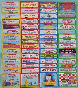 60 NEW CHILDRENS EASY LEVELED READERS READING BOOK LOT