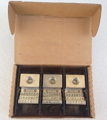 Power Distribution Terminal Block Cooper Bussmann 16541-3