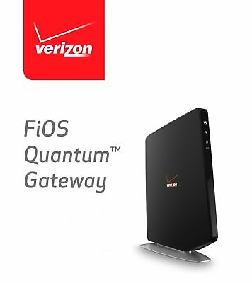 Verizon G1100 Router FiOS-G1100 Dual Band W/AC &Cat 5E With Stand(Fios Firmware)