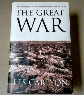 The Great War - First Edition Hardcover 2006