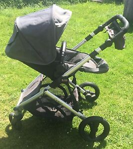 Britax B Ready stroller charcoal and black 2013