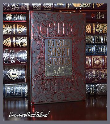 Short Stories by H.G. Wells Time Machine Star Brand New Collectible Hardcover