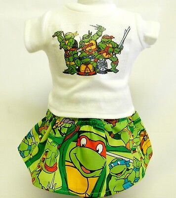 Outfits For Teenagers (Teenage Mutant Ninja Turtle Theme Outfit For 18 Inch)