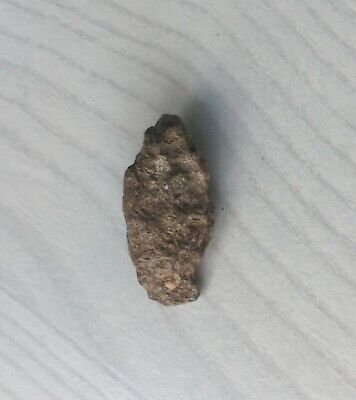 LAC ROMAN I-II cent BC lead Sling bullet - slingshot  24.38gr   AA4