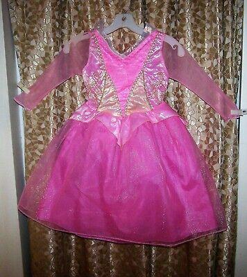 Disney Sleeping Beauty Costume (Disney Sleeping Beauty Aurora Deluxe Girls Dress Up Costume Dress Gown)