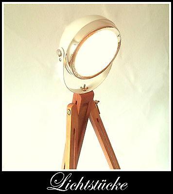 Tripod Retro Lampe - Leuchte - Studio - Scheinwerfer - Bauhaus - Impressionen