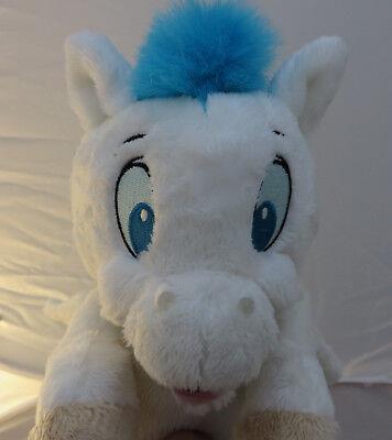 "Authentic Disney Parks Babies Hercules Baby Pegasus Plush 10"""