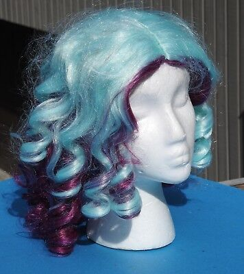 Ever After High Costumes (Rubie's Ever After High Madeline Hatter Costume Wig Child's One Size - Very)