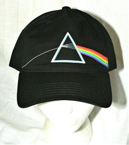 Retro 2019 Pink Floyd Rock Group Dark Side Baseball Cap Hat New Tags NOS OSFM