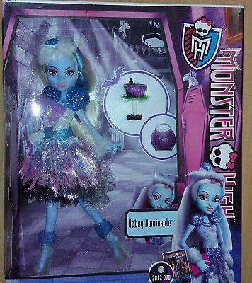ominable Ghouls Rule Halloween Party 2012 (Monster High Halloween)