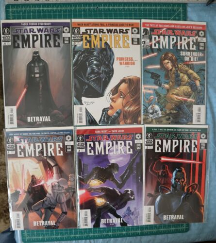 STAR WARS EMPIRE & REBELLION COMPLETE RUN #1-41 & 1-16 HIGH GRADE/VFNM OR BETTER