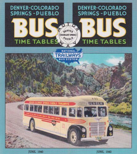 colorado bus timetable