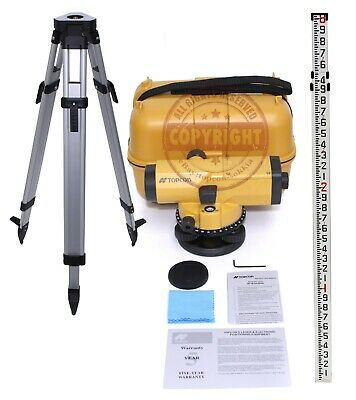 Topcon At-b4 Automatic Level Surveying Sokkia Leicatrimbletransit 10th